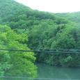 電車からかなやま湖