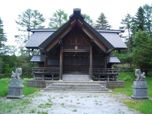 南富良野神社全貌
