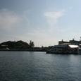 高島に戻ってきました。