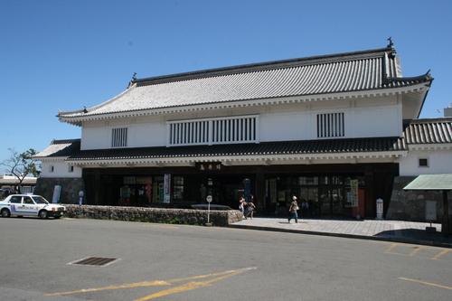 島鉄島原駅