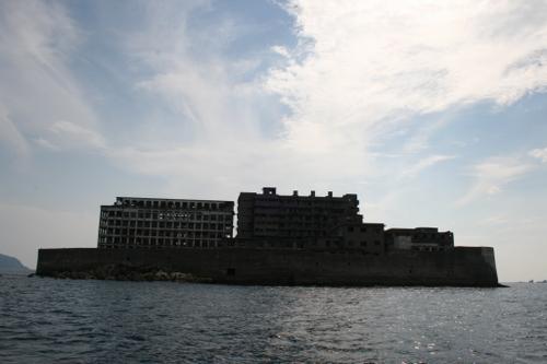 軍艦島(端島)①