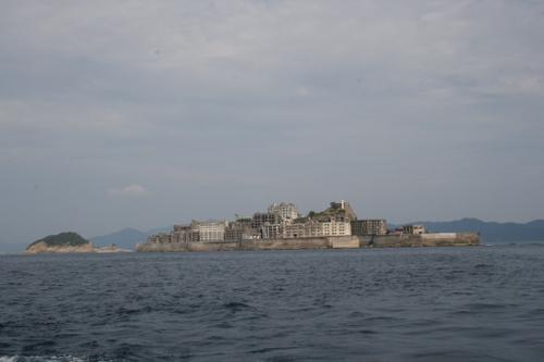 軍艦島(端島)④