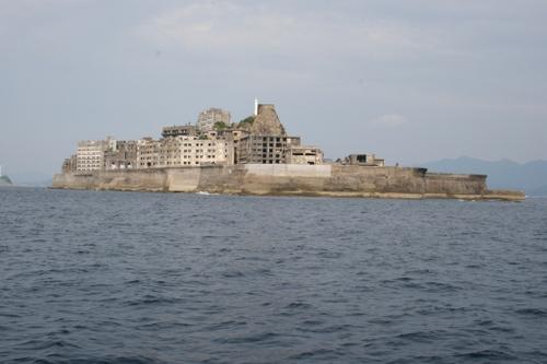 軍艦島(端島)⑥