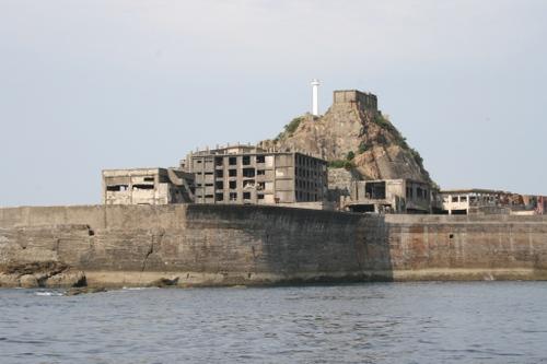 軍艦島(端島)⑦