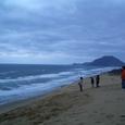 荒々しい日本海