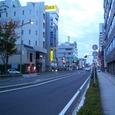 JR松江駅前風景
