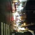松江市の夜